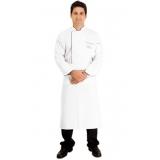 uniforme profissional de cozinha
