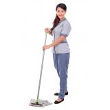 Uniforme Profissional de Limpeza