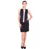 uniforme social feminina