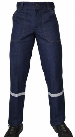 Uniforme Profissional Calça Jeans Preço Santo Amaro - Uniforme Profissional de Limpeza