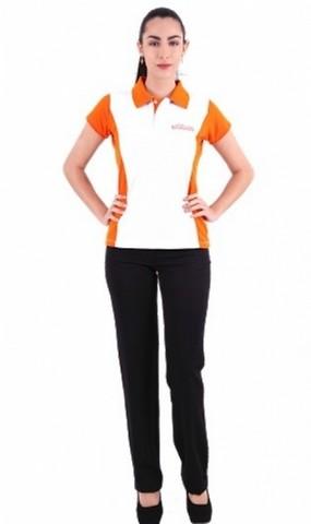 c50f8f5855 Uniformes Profissionais Camisa Polo Jardim Marajoara - Uniforme  Profissional Feminino